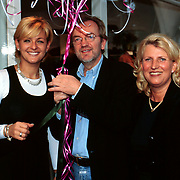 Opening 9 maanden mode Dolly den Hengst - Harding Hilversum, Caroline Tensen, Lex Harding en vrouw Dolly