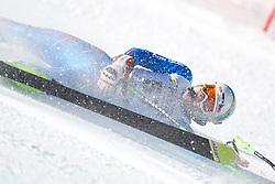 KREZEL Maciej Guide: OGARZYNSKA Anna, 2015 IPCAS Super G, Sella Nevea, Tarvisio, Italy