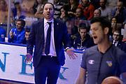 Andrea Diana<br /> Grissin Bon Pallacanestro Reggio Emilia - Germani Basket Leonessa Brescia<br /> Lega Basket Serie A 2016/2017<br /> Reggio Emilia, 27/03/2017<br /> Foto M.Ceretti / Ciamillo - Castoria