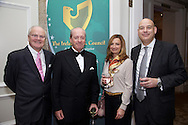 17/12/2015<br /> 17 December 2015<br /> Pictured at The Ireland - U.S. Council Holiday Season Member - Guest Reception at the InterContinental Hotel, Dublin were (L-R):<br /> David O'Sullivan;<br /> Tom Condon;<br /> Lynn Bellow and Clive Bellow.