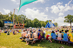 The Bonnaroo Music and Arts Festival -Manchester, TN - 6/12/14