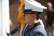 Harmon Wall Ceremony - Harmon Wall Rededication Ceremony 092019