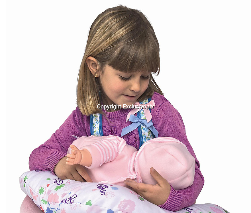 Breastfeeding doll that makes suckling sounds labelled 'creepy' by angered parents - but toymaker accuses U.S. of being 'too prudish'<br /> <br /> We've got dolls that wet, crawl and talk. We've got dolls with perfect hourglass figures. We've got dolls with swagger. And we've got plenty that come with itty bitty baby bottles.<br /> <br /> But it's a breastfeeding doll whose suckling sounds are prompted by sensors sewn into a halter top at the nipples of little girls that caught some flak after hitting the U.S. market.<br /> 'I just want the kids to be kids,' Bill O'Reilly said on his Fox News show when he learned of the Breast Milk Baby. 'And this kind of stuff. We don't need this.'<br /> What, exactly, we don't need is unclear to Dennis Lewis, the U.S. representative for Berjuan Toys, a family-owned, 40-year-old doll maker in Spain that can't get the dolls onto mainstream shelves more than a year after introducing the line in this country.<br /> 'We've had a lot of support from lots of breastfeeding organizations, lots of mothers, lots of educators,' said Lewis, in Orlando, Florida.<br /> 'There also has been a lot of blowback from people who maybe haven't thought to think about really why the doll is there and what its purpose is. Usually they are people that either have problems with breastfeeding in general, or they see it as something sexual.'<br /> The dolls, eight in all with a variety of skin tones and facial features, look like many others, until children don the little top with petal appliques at the nipples. <br /> That's where the sensors are located, setting off the suckling noise when the doll's mouth makes contact. It also burps and cries, but those sounds don't require contact at the breast.<br /> Little Savannah and Tony, Cameron and Jessica, Lilyang and Jeremiah aren't cheap at $89 a pop. Lewis, after unsuccessfully peddling them to retailers large and small, now has them listed at half price on their website in time for the holidays this year.<br /> 'With retailers it's been hard, to be perfectly honest, but not so mu