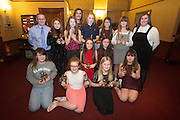 Monifieth Ladies Fire under 13s - Monifieth Ladies presentation evening at the Panmure Hotel, Monifieth - Photo: David Young, <br /> <br />  - &copy; David Young - www.davidyoungphoto.co.uk - email: davidyoungphoto@gmail.com