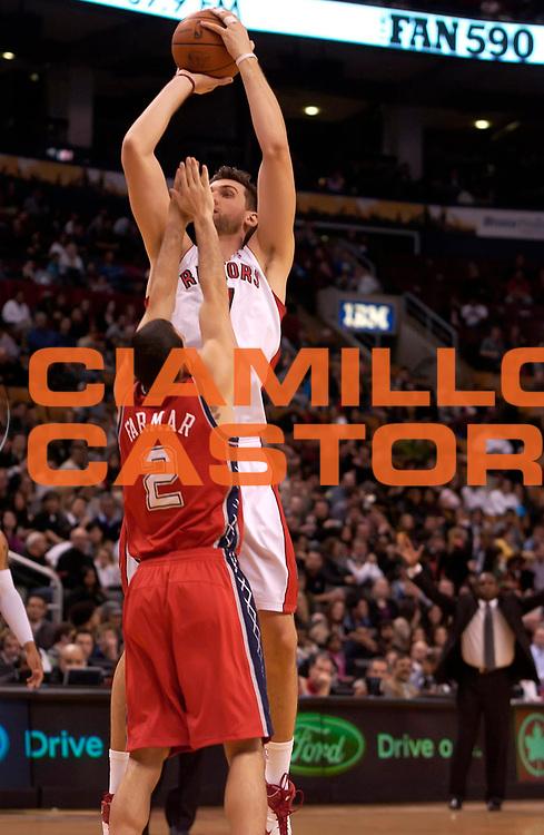DESCRIZIONE : Toronto NBA 2010-2011 Toronto Raptors New Jersey Nets<br /> GIOCATORE : Andrea Bargnani<br /> SQUADRA : Toronto Raptors New Jersey Nets<br /> EVENTO : Campionato NBA 2010-2011<br /> GARA : Toronto Raptors New Jersey Nets<br /> DATA : 17/12/2010<br /> CATEGORIA :<br /> SPORT : Pallacanestro <br /> AUTORE : Agenzia Ciamillo-Castoria/V.Keslassy<br /> Galleria : NBA 2010-2011<br /> Fotonotizia : Toronto NBA 2010-2011 Toronto Raptors New Jersey Nets<br /> Predefinita :