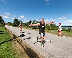 Great Cranberry Island Ultra 50K road race: Warren Woods