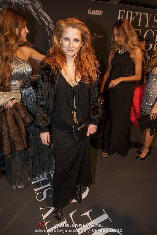 NLD/Amsterdam/20150211 - Premiere Fifty Shades of Grey, Marlies Dekkers