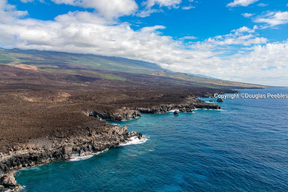 South Coastline, Maui, Hawaii