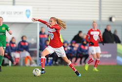 - Mandatory by-line: Nizaam Jones/JMP - 27/01/2019 - FOOTBALL - Stoke Gifford Stadium - Bristol, England - Bristol City Women v Yeovil Town Ladies- FA Women's Super League 1