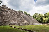 Caracol Mayan ruins, Belize