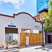 Fremont Bank Construction Site Shoots