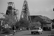Markham Main Colliery, Armthorpe. British Coal Doncaster Area. 28.04.1992.
