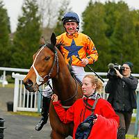 Frivolous Lady - John Egan winners lead in<br /> The 32Red Casino Claiming Stakes<br /> Lingfield Park<br /> 17/2/16.<br /> ©Cranhamphoto.com