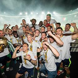 20180530: SLO, Football - Slovenian Cup 2017/18, Final, NK Aluminij vs NK Olimpija Ljubljana
