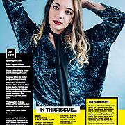 Marmozets, photographed for Upset Magazine, December 2017/January 2018