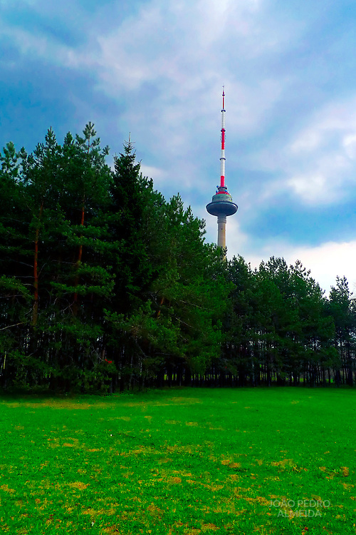 Villnius' TV tower