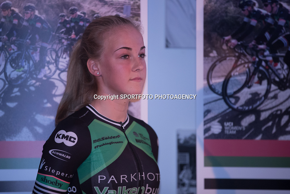 16-02-2018: Wielrennen: teampresentatie Parkhotel: Valkenburg<br />Marit Raaijmakers