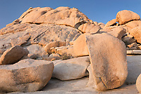 Granite boulders of Joshua Tree National Park California