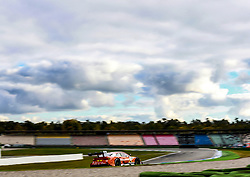 October 13, 2017 - Hockenheim, Germany - Motorsports: DTM Hockenheim-II 2017,.Hoffmann Group Audi RS 5 DTM #53 (Audi Sport Team Rosberg), Jamie Green  (Credit Image: © Hoch Zwei via ZUMA Wire)