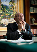 24 October 2008, Trevor Manuel, Minister of Finance (since June 1999), Member ANC NEC, NWC (since 1991) Former minister of Trade and Industry (1994 - 3 April 1996) Former Advisory Committee of the UN Initiative for Trade Efficiency (August 1994)