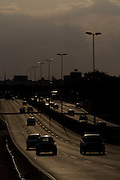 Betim_MG, Brasil...BR 381 em Betim, Minas Gerais...The highway BR 381 in Betim, Minas Gerais...Foto: MARCUS DESIMONI / NITRO
