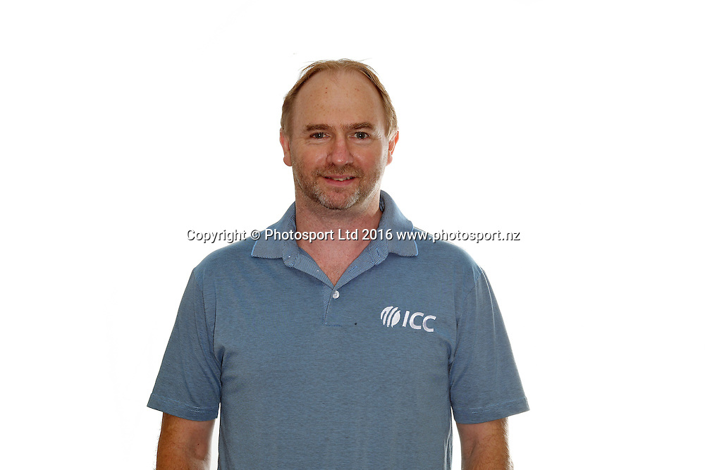 ICC Profile Shot for Wayne Knights.Copyright Photo: Raghavan Venugopal / www.photosport.nz