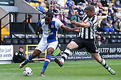 Notts County v Blackburn Rovers 310716