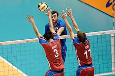 20060729 NED: European League Griekenland - Slowakije, Rotterdam