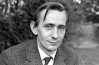 Oliver Napier, solicitor, Belfast, N Ireland, UK, joint leader, Alliance Party of N Ireland, June 1972. 197206150532ON<br /> <br /> Copyright Image from Victor Patterson,<br /> 54 Dorchester Park, <br /> Belfast, UK, BT9 <br /> <br /> t1: +44 28 9066 1296 (from Rep of Ireland 048 90661296)<br /> t2: +44 28 9002 2446 (from Rep of Ireland 048 9002 2446)<br /> <br /> m: +44 7802 353836<br /> <br /> e: victorpatterson@me.com<br /> www.victorpatterson.com<br /> <br /> Please see my Terms and Conditions of Use at www.victorpatterson.com. It is IMPORTANT that you familiarise yourself with them.<br /> <br /> Images used on the Internet must be visibly watermarked i.e. © Victor Patterson<br /> within the body of the image and copyright metadata must not be deleted. Images <br /> used on the Internet have a size restriction of 4kbs and will be chargeable at current<br />  NUJ rates unless agreed otherwise.<br /> <br /> This image is only available for the use of the recipient i.e. television station, newspaper, magazine, book publisher, etc, and must not be passed on to any third party. It is also downloaded on condition that each and every usage is notified within 7 days to victorpatterson@me.com<br /> <br /> The right of Victor Patterson to be identified as the author is asserted in accordance with The Copyright Designs And Patents Act (1988). All moral rights are asserted.