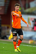 Jamie Robson (#17) of Dundee United FC during the William Hill Scottish Cup quarter final match between Dundee United and Inverness CT at Tannadice Park, Dundee, Scotland on 3 March 2019.