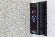 The Ring Doorbell Home Security System