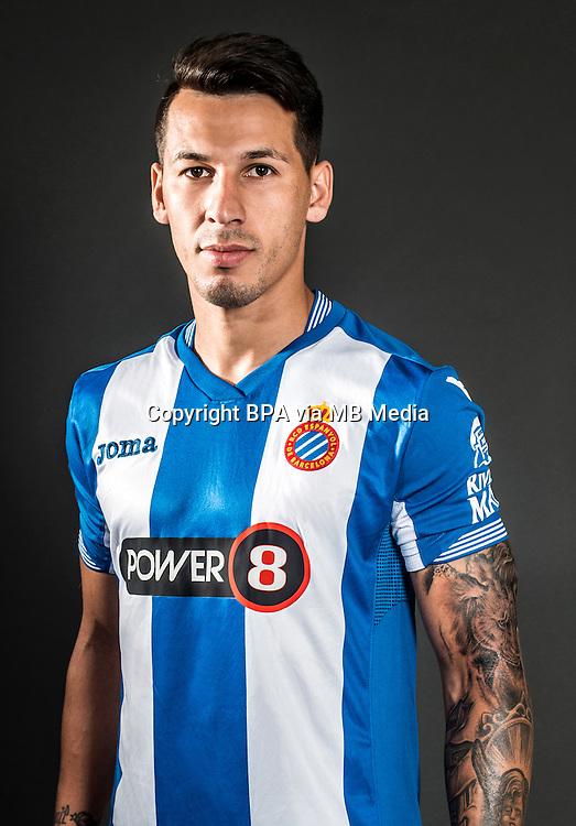 Spain - Liga BBVA 2015-2016 / <br /> ( R.C.D. Espanyol ) - <br /> Hernan Arsenio Perez Gonzalez