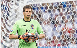 10.06.2016, Stade de France, St. Denis, FRA, UEFA Euro, Frankreich, Frankreich vs Rumaenien, Gruppe A, im Bild Ciprian Tatarusanu (ROU) // Ciprian Tatarusanu (ROU) during Group A match between France and Romania of the UEFA EURO 2016 France at the Stade de France in St. Denis, France on 2016/06/10. EXPA Pictures © 2016, PhotoCredit: EXPA/ JFK