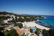 links das Hotel Beach Club Font de sa Cala in Capdepera,.Mallorca,Spanien,