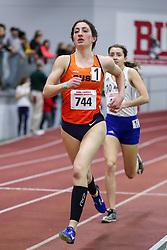 Mile, Syracuse<br /> BU Terrier Indoor track meet