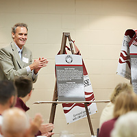 2016 UWL Baird Trowbridge Wilder Plaque Dedication Eagle Hall / Wilder Letter Donation