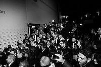 ROME, ITALY - 7 December 2013: Prima convention del Nuovo Centro Destra (NCD), partito nato a Roma il 7 dicembre 2013.