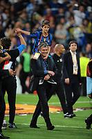 FOOTBALL - UEFA CHAMPIONS LEAGUE 2009/2010 - FINAL - BAYERN MUNCHEN v INTER MILANO - 22/05/2010 - JOSE MOURINHO (INTER)<br /> PHOTO FRANCK FAUGERE / DPPI