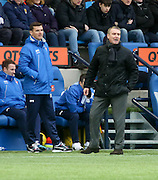 Kilmarnock boss Lee Clark - Kilmarnock v Dundee, Ladbrokes Premiership at Rugby Park<br /> <br />  - &copy; David Young - www.davidyoungphoto.co.uk - email: davidyoungphoto@gmail.com