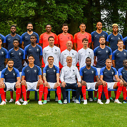 30,05,2018 Official french football team picture