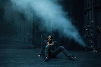 Black Album, an Avant Garde Production choreographed by Tony Adigun