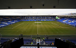 A general view of Goodison Park - Mandatory byline: Matt McNulty/JMP - 24/01/2016 - FOOTBALL - Goodison Park - Liverpool, England - Everton v Swansea - Barclays Premier League