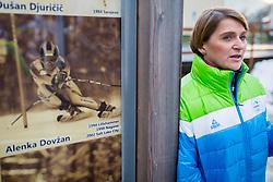 Alenka Dovzan, on January 10, 2018 in Mojstrana, Mojstrana, Slovenia. Photo by Ziga Zupan / Sportida