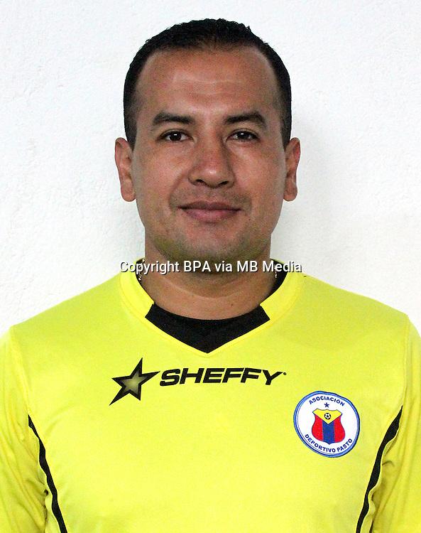 Colombia League - Liga Aguila 2015-2016 - <br /> Asociacion Deportivo Pasto - Colombia / <br /> Nelson Fernando Ramos Betancourt