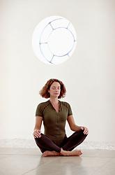 Jul. 26, 2012 - Yoga (Credit Image: © Image Source/ZUMAPRESS.com)