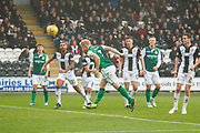Daryl Horgan of Hibernian FC heads for goal during the Ladbrokes Scottish Premiership match between St Mirren and Hibernian at the Simple Digital Arena, Paisley, Scotland on 29th September 2018.