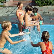 Scholensportdag de Sijsjesberg Huizen