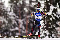 March 9, 2019 - –Stersund, Sweden - 190309 Jakub Stvrtecky of Czech Republic competes in the Men's 10 KM sprint during the IBU World Championships Biathlon on March 9, 2019 in Östersund..Photo: Petter Arvidson / BILDBYRÃ…N / kod PA / 92252 (Credit Image: © Petter Arvidson/Bildbyran via ZUMA Press)