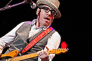 Elvis Costello & the Imposters at Gathering of the Vibes, Bridgeport, CT 7/23/11