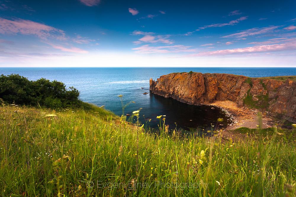 Coastline of Silistar protected area